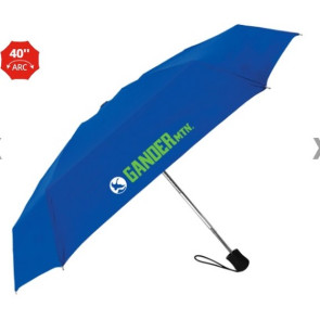 The Super Mini Compact Auto-Open/Auto-Close Folding Umbrella