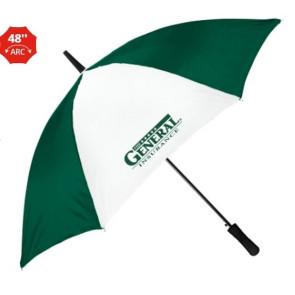 The City Slicker Auto-Open Fashion Stick Umbrella