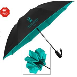 The Color Flip Inverted Folding Umbrella - Auto-Open, Reverse Aut