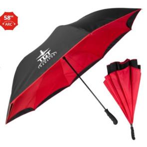 The Grand Inversa Inverted Umbrella - Manual-Open, Reverse Closin