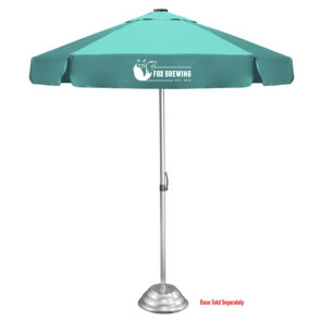 The Vented Bistro Patio Umbrella -- Commercial Quality