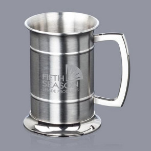 Guild Beer Tankard - 18oz S/Steel Matte