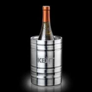 Perla 7 1/4 in  S/S Wine Cooler