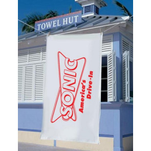 Xpress Towels White Bali Beach Towel