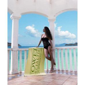 Superior Weight Colored Beach Towel