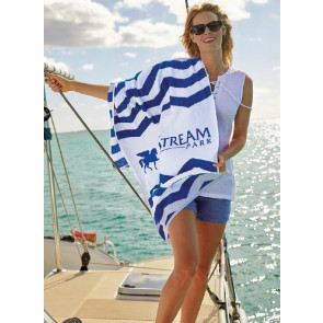 Monto Carlo Beach Towel
