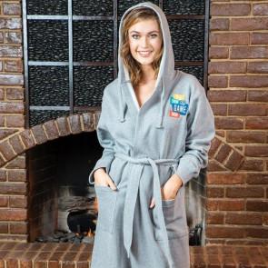 Sweatshirt Hoodie Robe (L/XL)