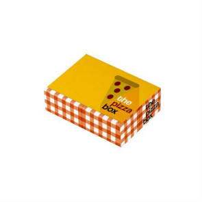 Custom E-Flute Box Tuck Box Double Side  6.25 X 4.5 X 1.25