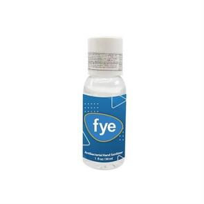 Bullet Bottle 1 oz Antibacterial Hand Sanitizer