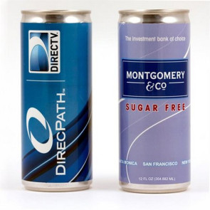 Sugar Free 12oz Energy Drink