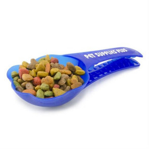 Dog Food Scoop n Clip