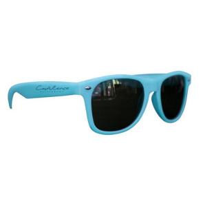 Matte Soft Touch Miami Sunglasses