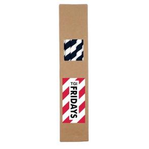 10 Pack Biodegradable Paper Straws in Paper Box (0.8 cm diameter)