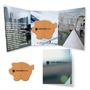 Tek Booklet 2 with Piggy Bank Cork Coaster