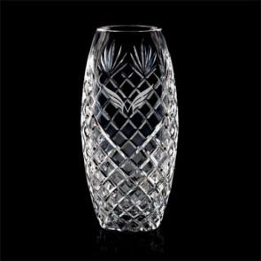 Sanders Vase - Crystal 8.75