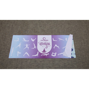 Serenity Collection Pro Vision Yoga Mat Towel