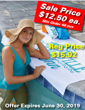 Custom Beach Towel SALE