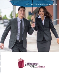 Company Uniform Apparel Catalog