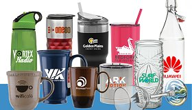 Corporate Logo Drinkware