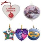 Custom Logo Acrylic Ornaments