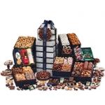 Custom Holiday Food Gift Towers