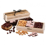 Custom Wooden Food Gift Boxes