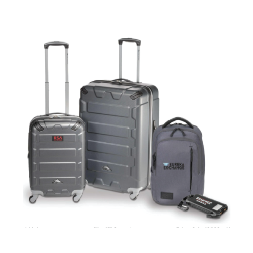 Custom Logo Luggage and Travel Gifts