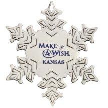 Logo Custom Ornaments