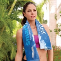 Custom Printed Sports and Fitness Towels
