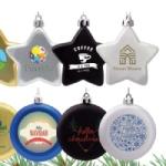 Custom Novelty Shaped Ornaments