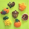 Chocolate Party Favors Autumn or Fall