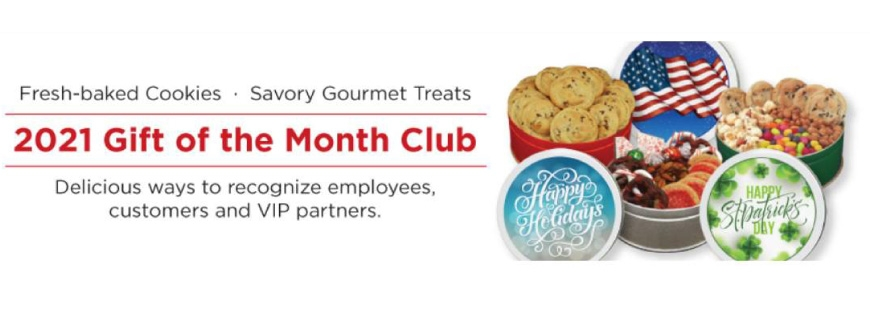 Birthday and Anniversary Cookie Programs
