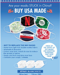 Full Color Masks USA Made