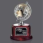 Custom Engraved Globe Awards