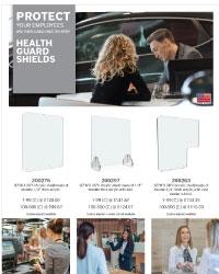 Customer Health Guard Shields