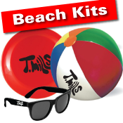 Promotional Beach Kits