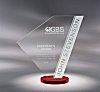 Engraved Crystal and Glass Sales Awards