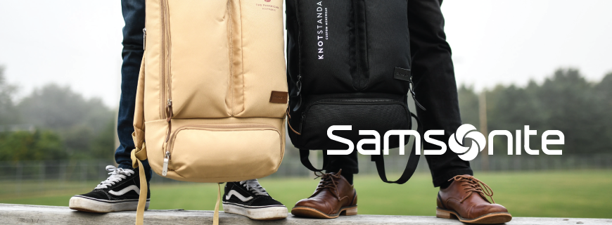 Branded Samsonite Gifts for your Team