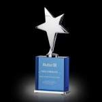 Custom Engraved Star Sales Awards