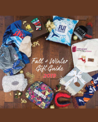 Company Holiday Terry Town Gift Guide