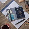 Custom Document Holder for Passport and plane tickets